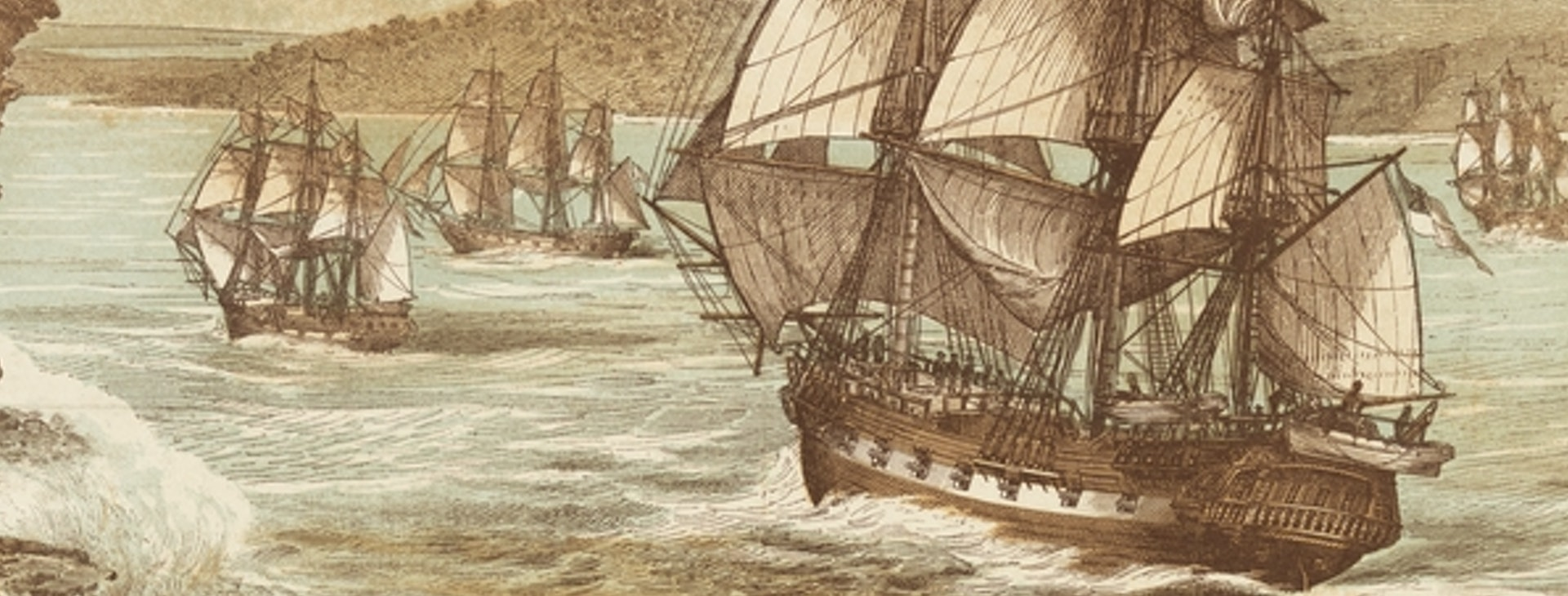 Stories of the First Fleet - Inquisitive Unit